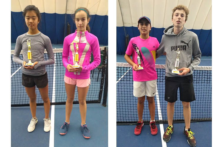 October 27 U14 Provincial Circuit Results