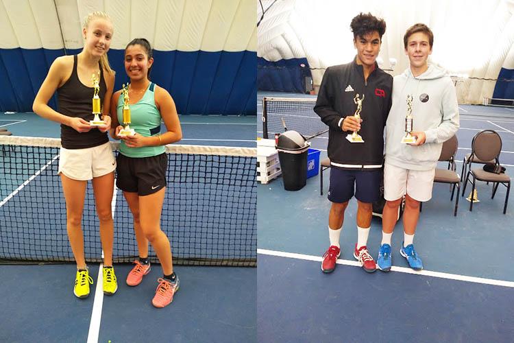 U16 Provincial Circuit Tournament Results