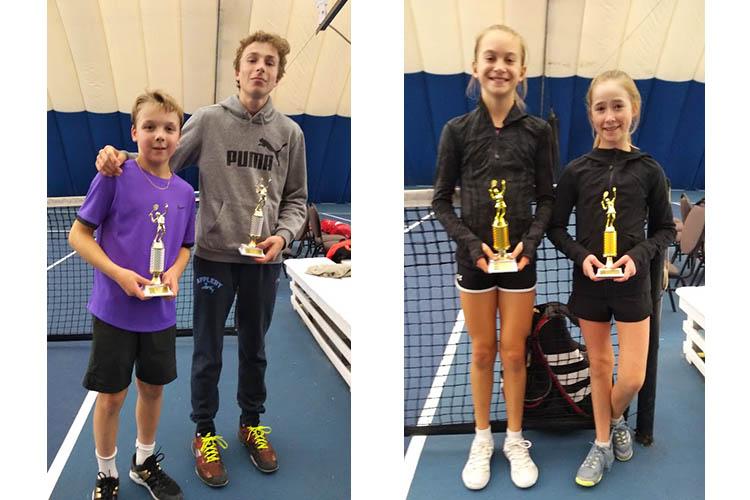 November 3, U14 Provincial Circuit Tournament Results