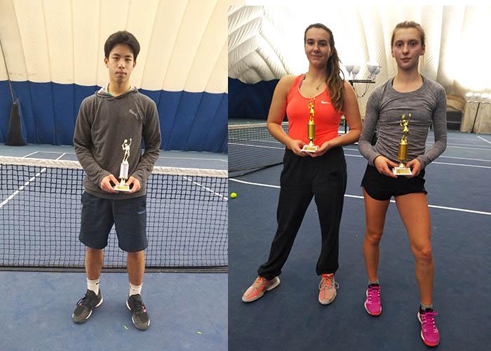 U18 Provincial Circuit Tournament Results