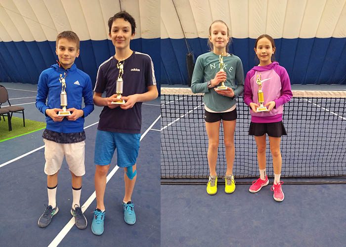 U14 Transition Tour Tournament Results